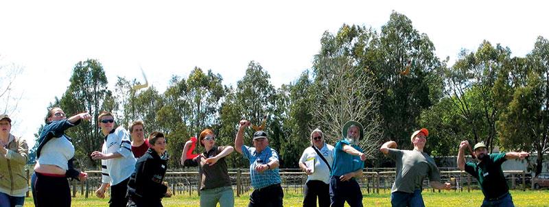 Throwers - Wycheproof Boomerangs